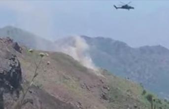 Irak'ta Türkiye sınırındaki Metina Dağı'na Peşmerge konuşlandı