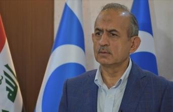 Irak Türkmen Cephesi Başkan Yardımcısı Turan: Peşmerge'nin Kerkük'e geri getirilmesi anayasaya aykırı