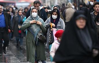 İran'da can kaybı 14 bini geçti