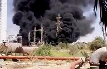 İran'da 6 yakıt tankeri aynı anda patladı