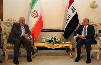 İran Dışişleri Bakanı Zarif Irak Cumhurbaşkanı ile görüşecek