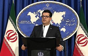 İran Dışişleri Bakanlığı Sözcüsü Musevi: Ayasofya'nın ibadete açılmasından mutluluk duyduk
