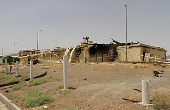İran'ın Natanz nükleer tesisinde yangın önemli hasara yol açtı