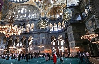 İran medyası: Ayasofya'nın cami olarak yeniden açılışı yüzyılın en önemli olaylarından biri