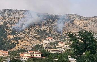 İsrail'in Lübnan hava sahasına yönelik ihlalleri sürüyor