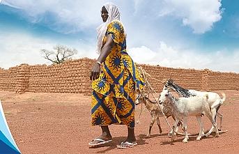 İyilik Derneği, Çad ve Kamerun'da 'balık tutmayı' öğretti