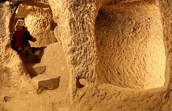 Kapadokya'daki yer altı yerleşim alanları yeniden ziyarete açıldı