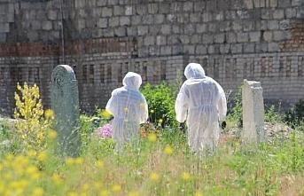 Kırgızistan'da Kovid-19 nedeniyle 24 saatte 70 kişi öldü