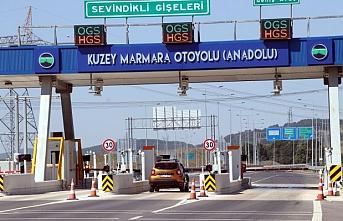 Kuzey Marmara ile Anadolu otoyollarında bayram tedbiri alındı
