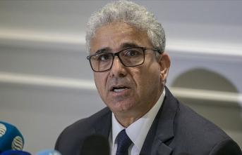 Libya İçişleri Bakanı Başağa: Düzensiz göçle mücadelede yalnız bırakıldık