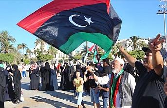 Libya'da işkenceyle öldürülen kişi için Hafter'e karşı protestolar düzenlendi