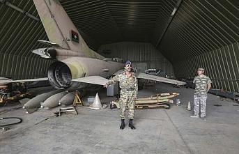 Libya'da kimliği belirsiz uçaklar saldırı düzenledi! Türkiye'nin Ukrayna'dan aldığı S-125'ler aktif edildi