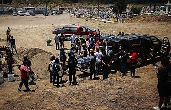 Meksika'da Kovid-19 vakalarındaki artış alarm veriyor