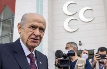 MHP Genel Başkanı Bahçeli'den baro açıklaması: Gayri ahlaki ayrıcalıkları sorgulanmalı