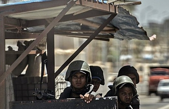 Mısır'ın Sina Yarımadası'nda silahlı saldırı