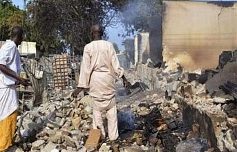 Nijerya'da 19 kişi öldürüldü çok sayıda insan kaçırıldı