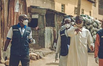 Nijerya'da Kovid-19 vaka sayısı 42 bini aştı
