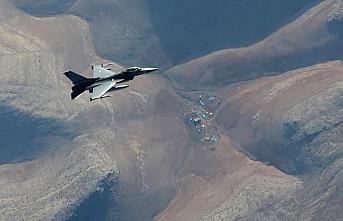 Pençe-Kaplan Operasyonu'nda 3 PKK'lı terörist hava harekatıyla etkisiz hale getirildi