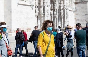 Portekiz'de Kovid-19 virüsünü etkisizleştiren ilk maske geliştirildi