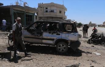 Rasulayn'da arife günü terör saldırısı