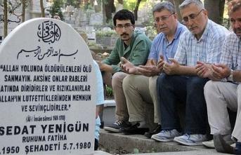 Sedat Yenigün'ün şehadetinin üzerinden 40 yıl geçti