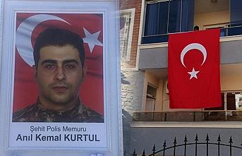 Şehit Anıl Kemal Kurtul Hatay'da son yolculuğuna uğurlandı