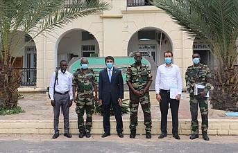 Senegal'de Türkiye Maarif Vakfı ile ordu arasında eğitim iş birliği