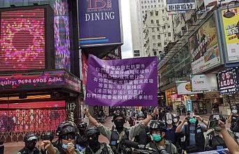 Sosyal medya platformları Hong Kong polisine kullanıcı bilgilerini vermeyecek