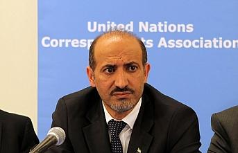 Suriyeli muhalifler açısından Ahmed el Carba muteber bir isim mi?