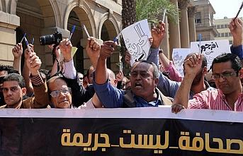 Suudi Arabistan ve Mısır'a 'Tutuklu gazetecileri serbest bırakın' çağrısı