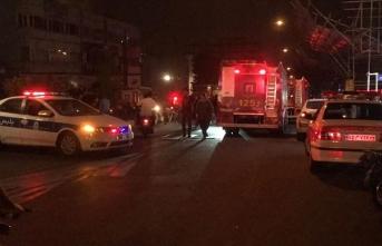 Tahran'daki bir klinikte meydana gelen patlamada 19 kişi hayatını kaybetti
