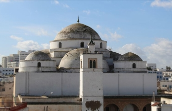 TİKA, Tunus'taki tarihi Mehmed Bey Camii'ni restore edecek