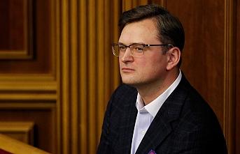 Ukrayna Dışişleri Bakanı Kuleba: Dünyadaki bütün ortaklarımız Türkiye kadar ikna edici değil