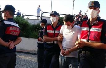 Üniversite öğrencisi Pınar Gültekin'i öldüren zanlı adliyeye sevk edildi