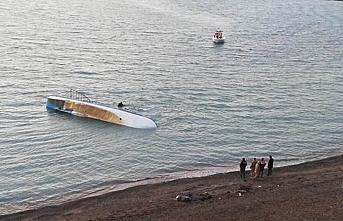 Van'daki tekne faciasında hayatını kaybedenlerin sayısı 59'a yükseldi