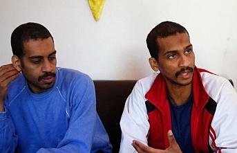 ABD, gözetimine aldığı DEAŞ militanı 2 İngiliz'in idam edilmeyeceğini açıkladı
