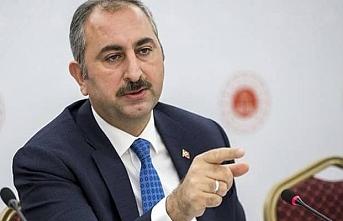 Adalet Bakanı Gül: Yunanistan ile Mısır arasındaki anlaşma uluslararası hukuka aykırıdır