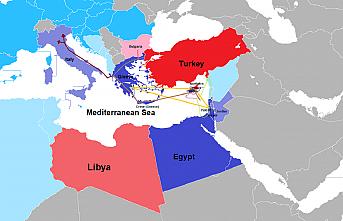 Akdeniz'de oyun içinde oyun tuzak içinde tuzak