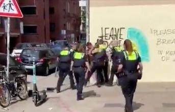 Almanya'da polis 15 yaşındaki göçmen gence orantısız güç kullandı