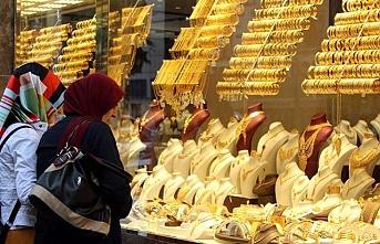 Altın, altın çağını yaşıyor..Gram altın 484
