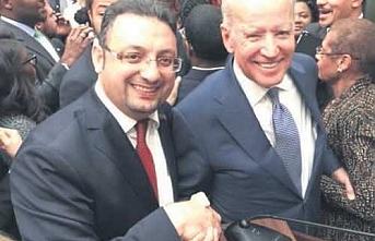 Amerika'nın yeni başkan adayı Joe Biden FETÖ'cüyle el ele