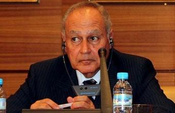 Arap Birliği Genel Sekreteri Gayt'a istifa çağrısı