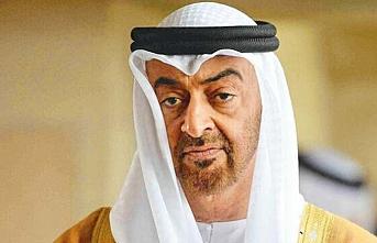 BAE Prensi Zayed'den telefonda tehdit