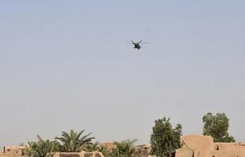Bağdat'ta koalisyon güçlerine ait konvoya bombalı saldırı