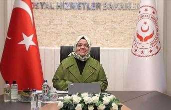Bakan Zehra Zümrüt Selçuk: Biz Bize Yeteriz Türkiyem Kampanyasıyla 1,2 milyon ihtiyaç sahibine 1000'er TL ulaştırdık