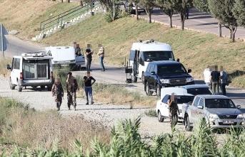 Bombalı eylem hazırlığındaki PKK'lı terörist 37 kilogram TNT ile Adana'da yakalandı