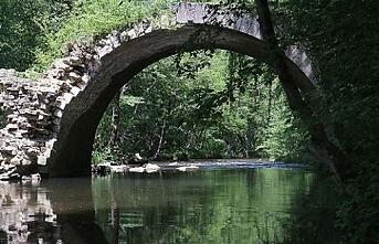 Bu köprünün bir ayağı Türkiye'de bir ayağı Bulgaristan'da