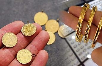Çeyrek altın 753 lira
