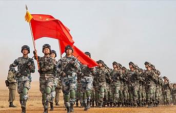 Çin, Doğu Asya'da askeri tatbikatlarını artırıyor