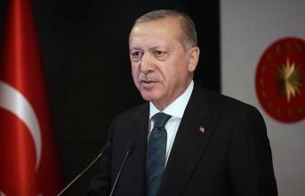 Cumhurbaşkanı Erdoğan, Kazakistan ve Tacikistan cumhurbaşkanlarıyla görüştü